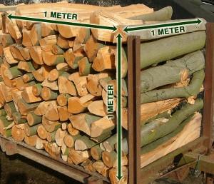 Meterholz kaufen