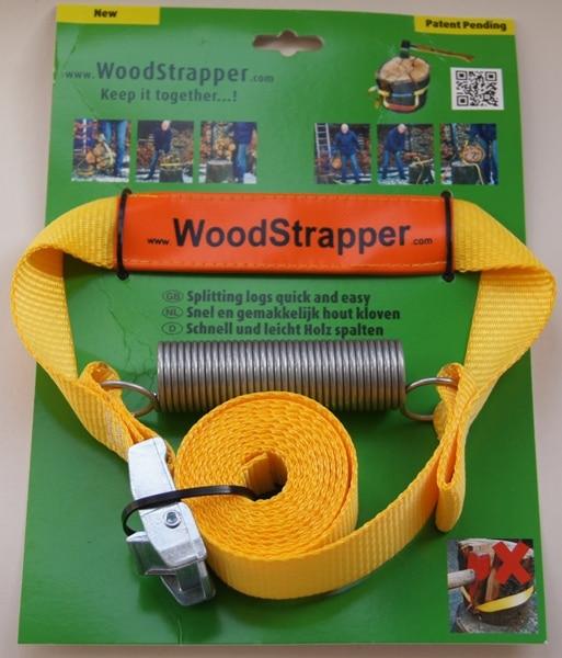 WoodStrapper original verpackt - Bild: Wald-Prinz.de