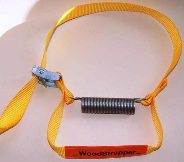 Woodstrapper frisch aus der Verpackung - Bild: Wald-Prinz.de