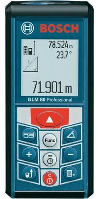 Bosch Professional Laser-Entfernungsmesser GLM 80 - Bild: Bosch
