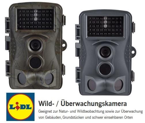 LIDL Wildkamera - Bild: LIDL