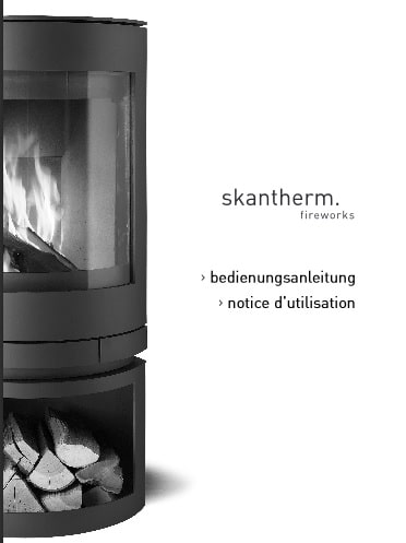 Bedienungsanleitung Skantherm emotion m