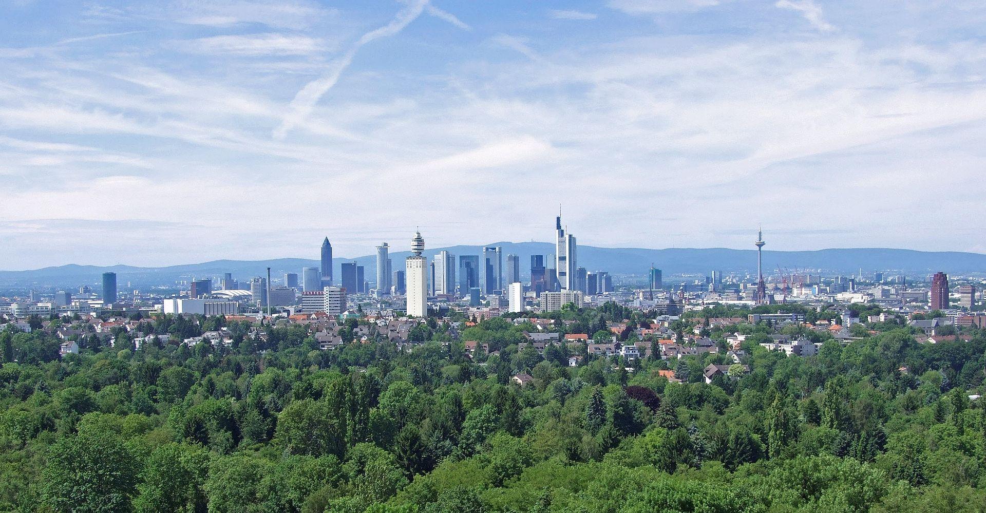 die größten stadtwälder deutschlands | wald-prinz.de