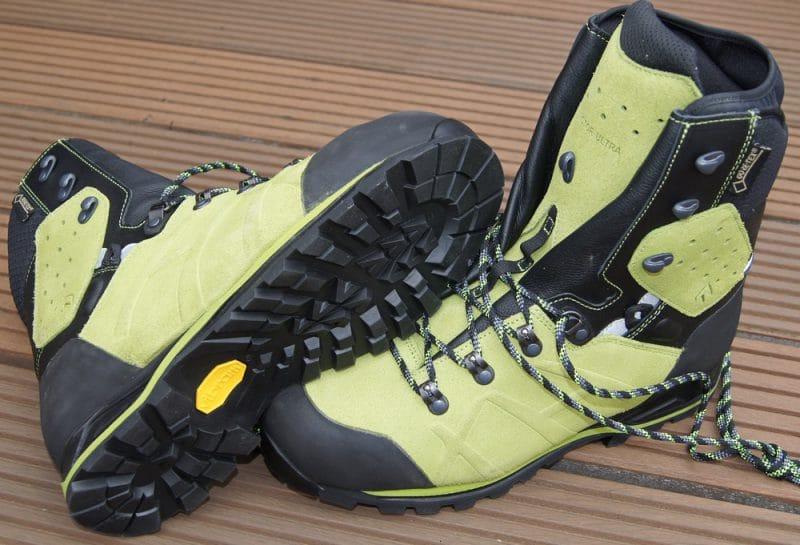 Arbeitskleidung & -schutz Haix Schnittschutzstiefel Sicherheitsschuhe Forstschuhe Protector Ultra Lime Neu